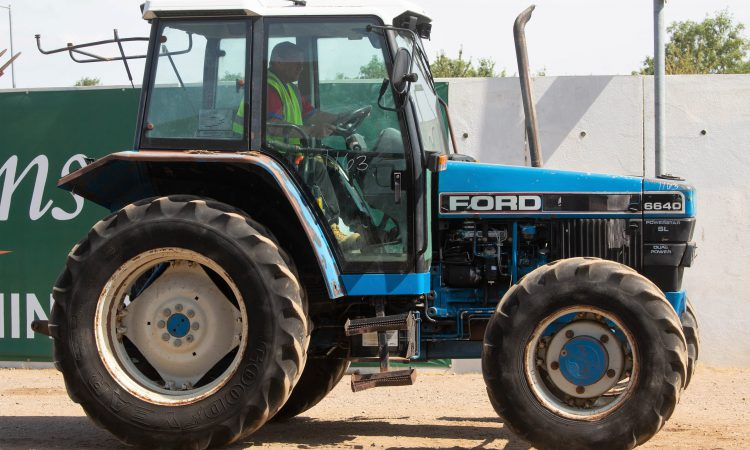 Auction report: Ford / New Holland highlights from latest Cambridge sale