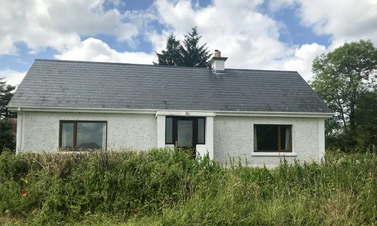 Ballinamore bungalow and land 'ideal for young person starting out'