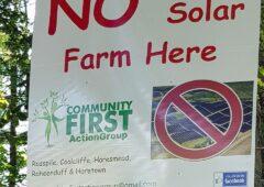 152ha Wexford solar farm refused planning permission