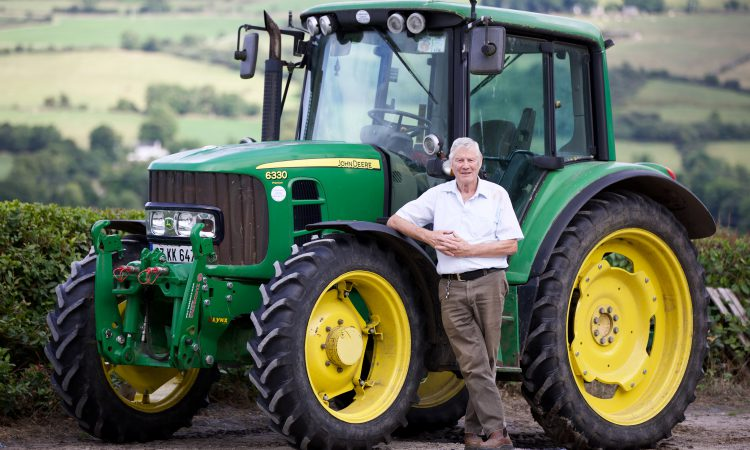 'I lost a finger in the harvest during the drought of 1976'