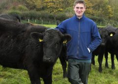 Proactive management is key focus for Downpatrick farm walk