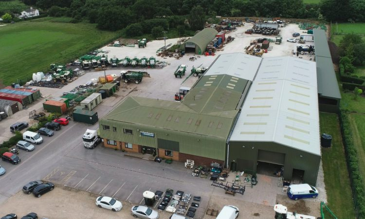 Bigger sprayer factory set to 'double production'