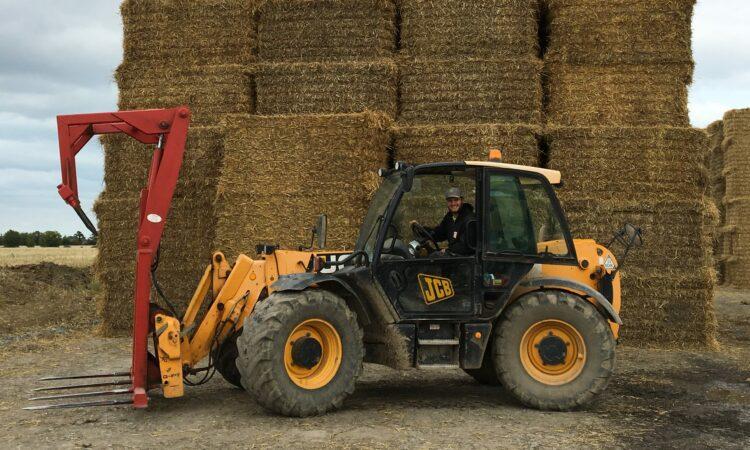 'Farming is a big part of my life': Dubliner Ciaran Caffrey