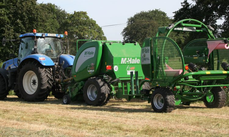 Video: Choosing an 'in-line' wrapper instead of a Fusion in Co. Laois