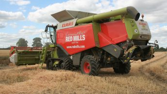 Video: James O'Reilly talks combines and chaser bins