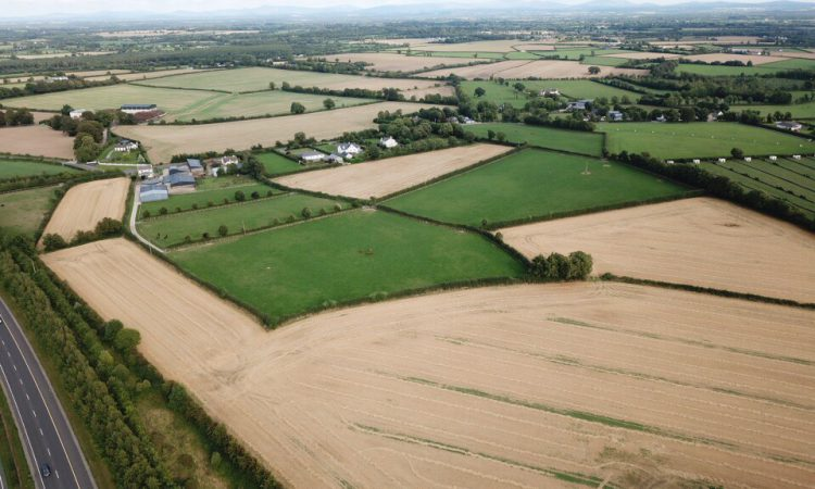 20ac of Monasterevin land 'suitable for all farming enterprises'