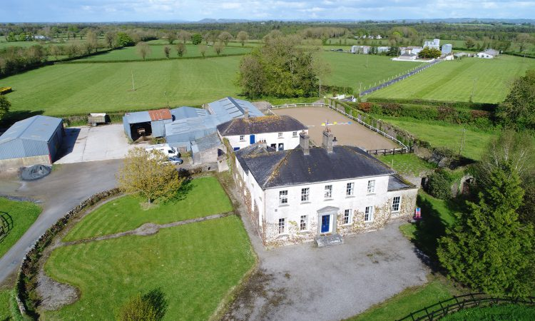 Cashel Georgian house 'gem' for auction