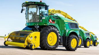 John Deere's new 9000 Series foragers: The full details…