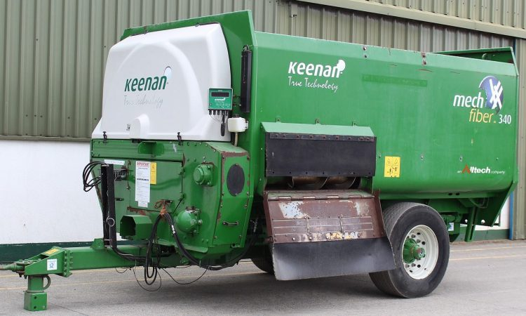 Keenan to rent out diet feeders to 'get farmers back on track'