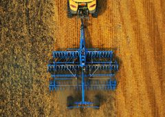 25 million acres less ploughed in US since 2012