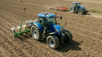 Landini partners with Topcon…to give its tractors a better 'steer'