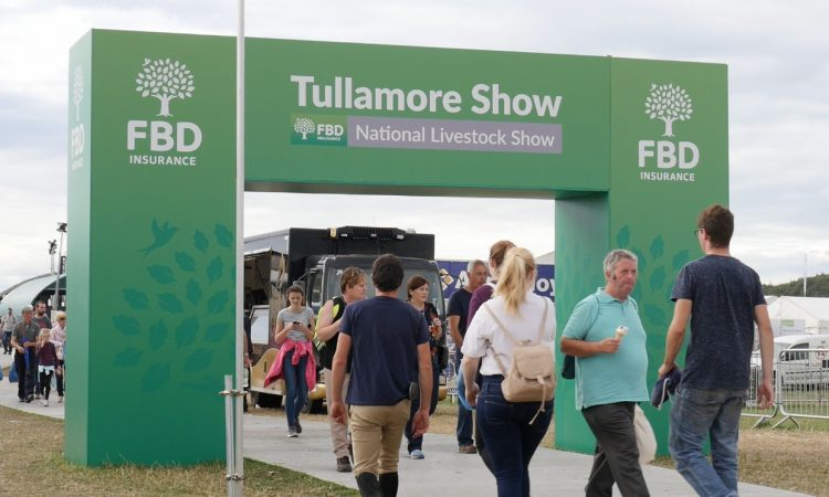 Taking a look back at the Tullamore Show & FBD National Livestock Show