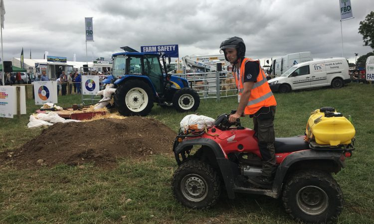 Farm Safety Live to return to Tullamore Show 2019