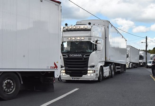 Truck and tractor drivers to hit the road for charity