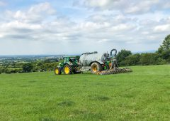 Infrastructure focus: Investing in machinery and a paddock system in Co. Laois