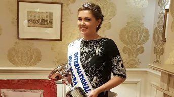 Kilkenny woman crowned International Miss Macra 2018