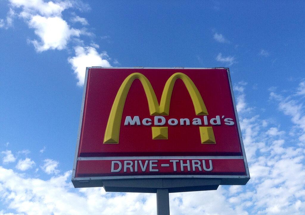 McDonald's clamps down on antibiotics in beef