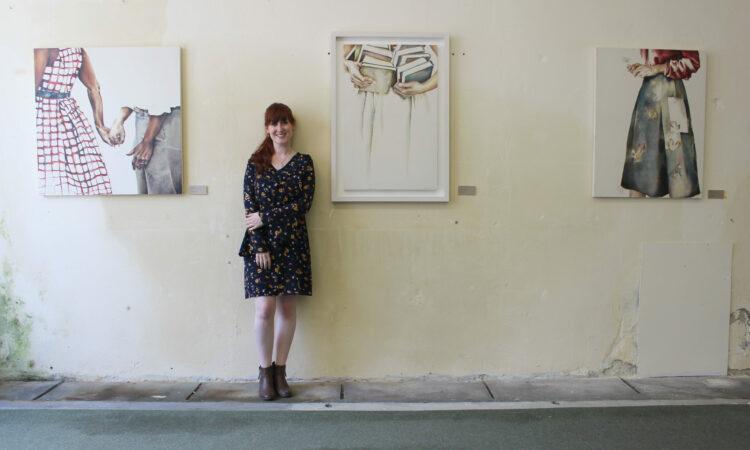South-east tillage farm provides inspirational setting for artist