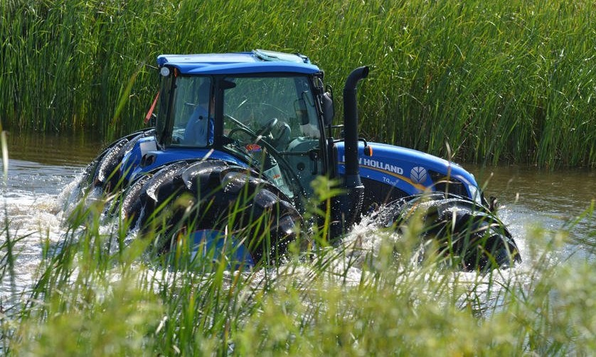 Divine inspiration? This tractor has a trick up its sleeve…