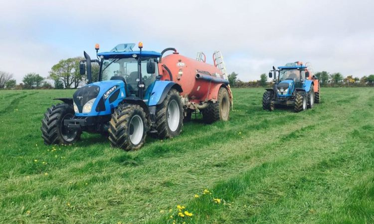 South-east slurry specialist: 'It's been a very strange year'