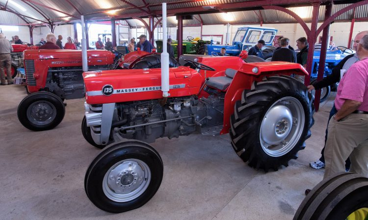 Auction report: Collection of classic MFs changes hands