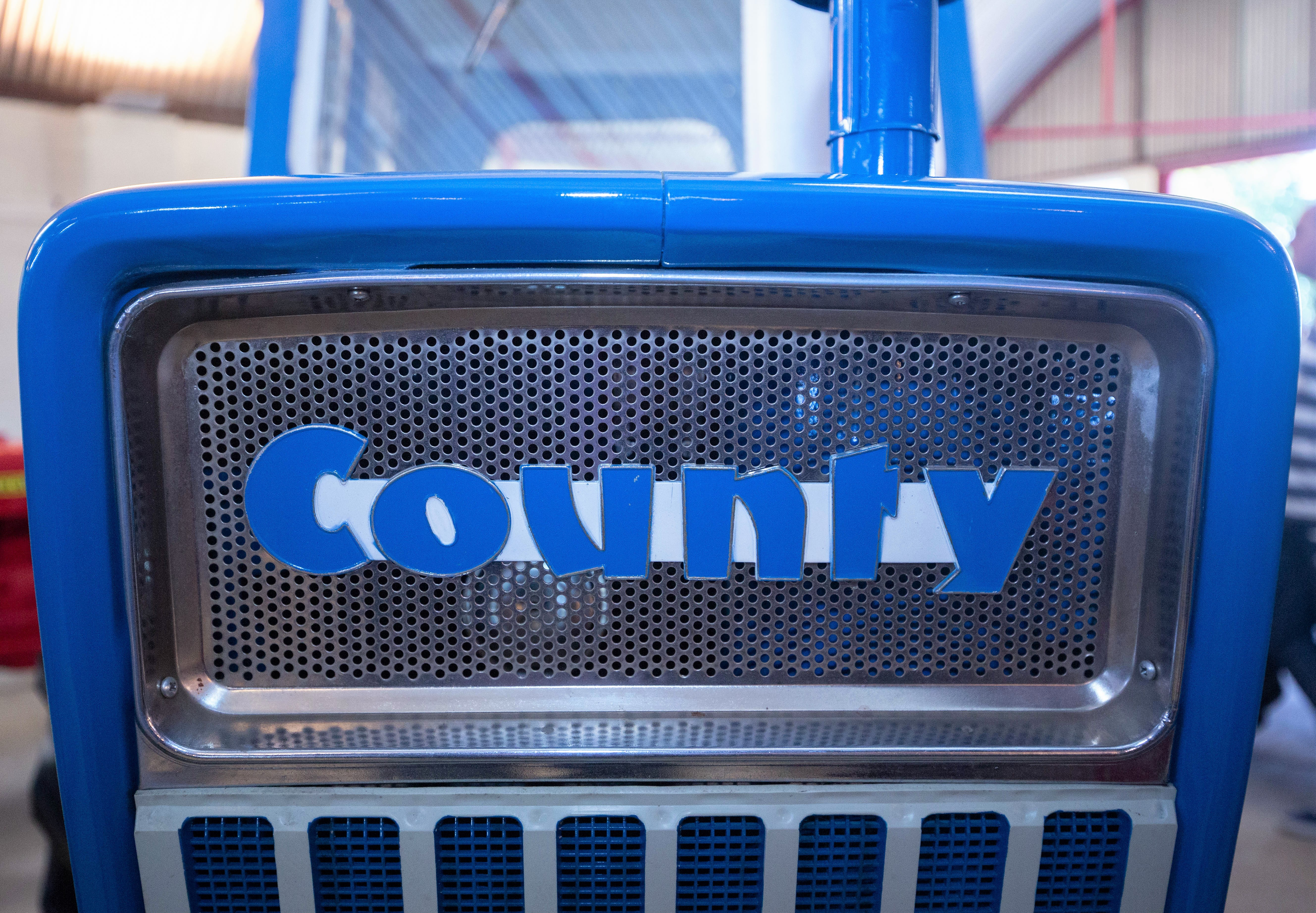 Auction report Pristine collection of blue classics goes under