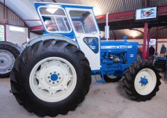 Auction report: Pristine collection of 'blue' classics goes under the hammer