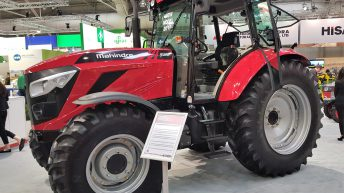 Mahindra tops Indian tractor back-up service poll, beating John Deere