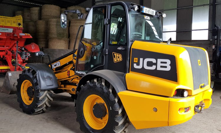 Auction report: Co. Kildare machinery auction pulls the crowd