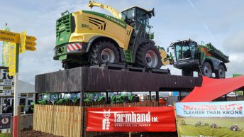 Storm scuppers most striking, eye-catching exhibit at the 'Ploughing'
