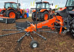 'Ploughing 2018': Kubota-branded implements land in Ireland