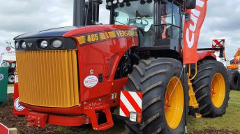 Tractor preview: On-site pictures from 'Ploughing 2018'