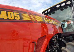 'Ploughing 2018': Giant Versatile 405 shows off Cummins muscle