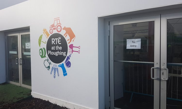 RTE closes stand for final day of 'Ploughing 2018'