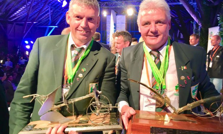 'Masters in their field': NPA hails world championship heroes