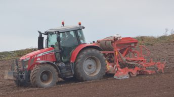 Winter sowing begins across the country