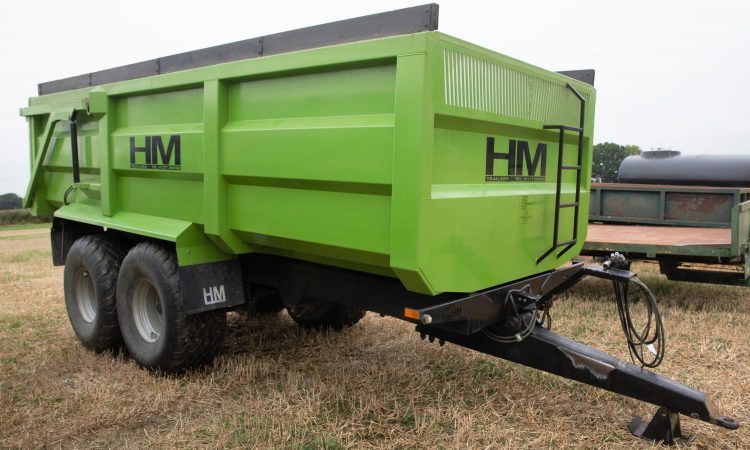 Auction report: 'Fresh-looking' machinery changes hands at 'on-site' sale