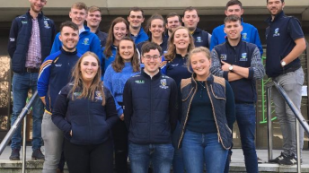 UCD AgSoc committee for 2018/2019 elected