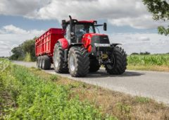 Clever trailer brakes to stop you 'jack-knifing'…or so claims Case IH