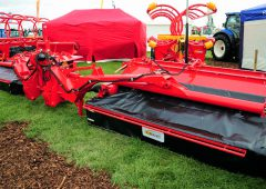 Keltec's giant mower unveiled at 'Ploughing 2018'