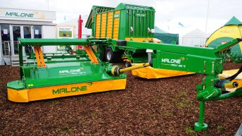 New trailed mowers from Malone to 'buck the trend'