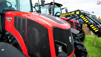 ArmaTrac gets a 'spring' in its step at the 'Ploughing'