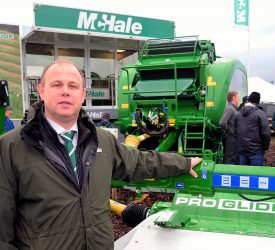 'Ploughing 2018': On-the-ground updates for McHale mowers and balers