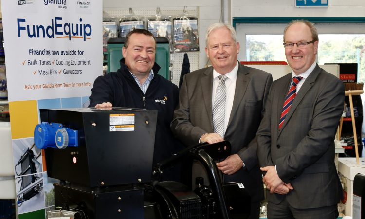 Glanbia launches FundEquip scheme