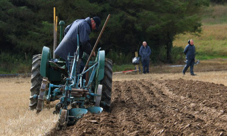 Tracey and Whelan take top honours at 'Ploughing 2018'