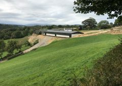 Buildings focus: A 60-unit parlour; drafting system; crush; and holding yard under one roof in Co. Wicklow