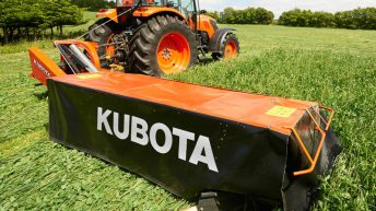 Kubota-branded farm machinery all set for Irish launch