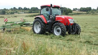 Mid-sized, CVT McCormick to land at National Ploughing Championships