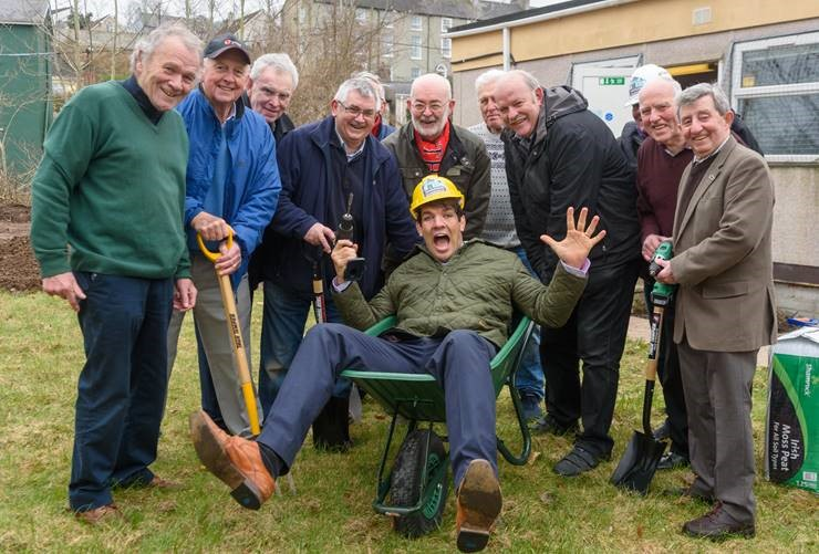 500 men's shed members to descend on Pairc Ui Chaoimh