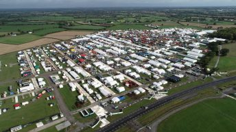 The 'Ploughing' will resume tomorrow – and extend into Friday